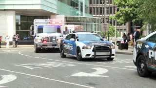 Dodge Donates Charger Pursuit Vehicles to Detroit Police Department