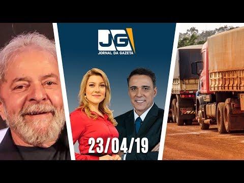 Jornal Da Gazeta - 23/04/2019