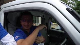 Suzuki Carry TEST Drive by Autosawasdee