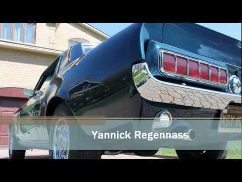 ford mustang 68 gt cs vendre chez international cars une cr ation yannick regennass youtube. Black Bedroom Furniture Sets. Home Design Ideas
