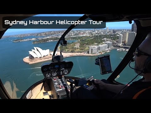 Sydney Harbour Low Level Flight