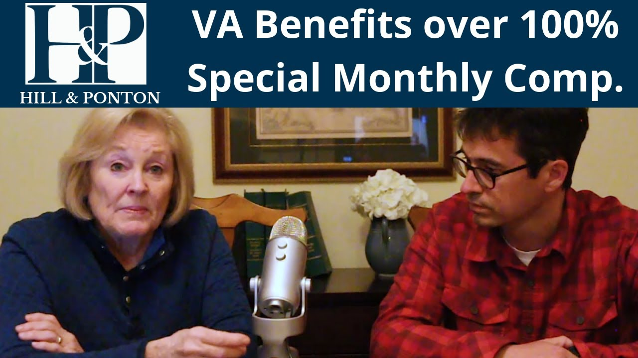 Video - Over 100% Disability   Special Monthly Comp  - Hill
