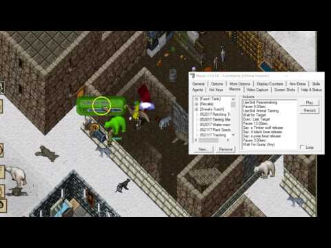Ultima Online Outlands - Templates by DuaneTV