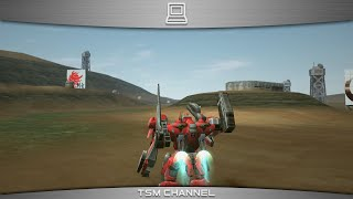 Armored Core Formula Front Gameplay PlayStation Portable (PSP) (1080p HD)