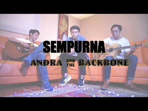 Andra And The Backbone - Sempurna (Barra Razan Live Cover)