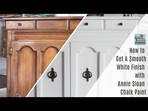 how-to-get-a-smooth-white-finish-with-annie-sloan-chalk-paint