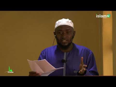 Ramadan : Le Mois du Coran - Oustaz Omar DIALLO _ Khoutba 17 05 19
