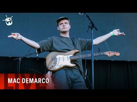 Mac DeMarco - 'My Old Man' (live at Laneway)
