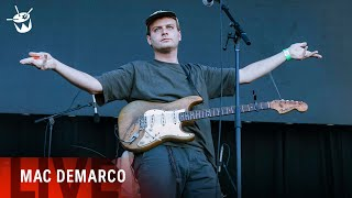 Mac DeMarco - 'My Old Man' (live at Laneway Festival)