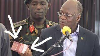 Pesa alizogawa Rais Magufuli Mwanza, amkumbuka Mzee aliempa elfu 10 ya fomu