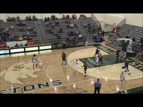 Michael Vandall - Williston State College 2016-2017 Conference Season Highlights