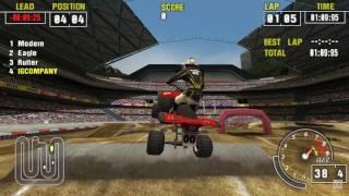 ATV Offroad Fury Pro PSP Gameplay HD