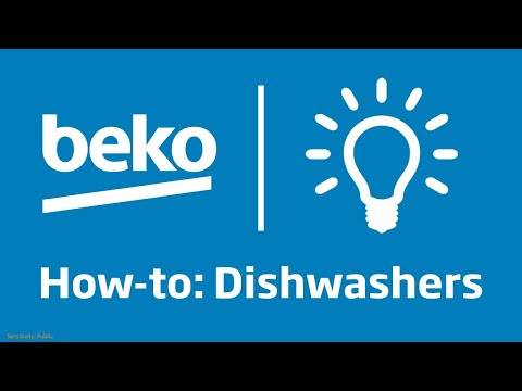 Product Support: How to Maintain your Beko Dishwasher   Beko