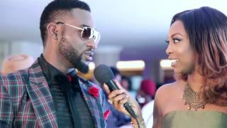 Osas amp Gbenro Ajibade  Victoria Kimani  Gbemi O at Music Meets Runway -On The Carpet With Bolinto