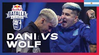 Download DANI vs WOLF - Octavos | Red Bull Argentina 2020