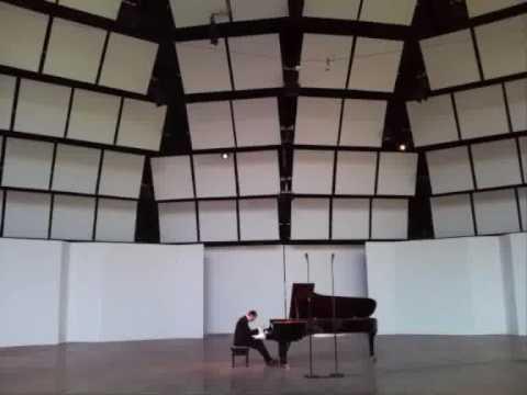 Scarlatti Sonata k268 Sergey Kasprov, piano La Roque d'Antheron 2009