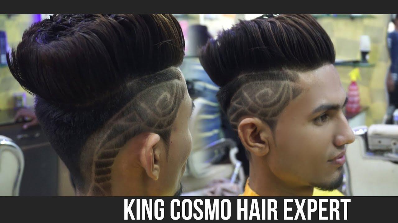 HAIR TATTOO || HAIR STYLE FOR 2018 MEN || MENS HAIRCUT TATTOO ...