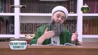 Cübbeli Ahmet Hoca Efendi İle Bu Haftanın Sohbeti 5 Ocak 2017
