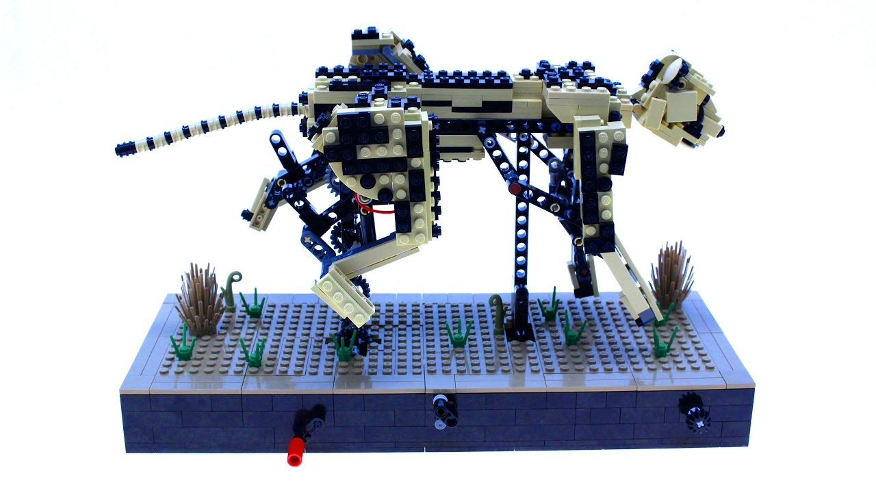 lego kinetic sculpture instructions