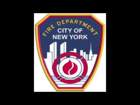 FDNY Manhattan audio of  10-60 major building collapse