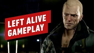 Left Alive: 14 Minutes of Gameplay