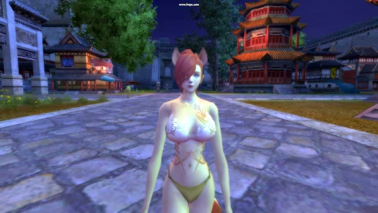 Naked fashion games