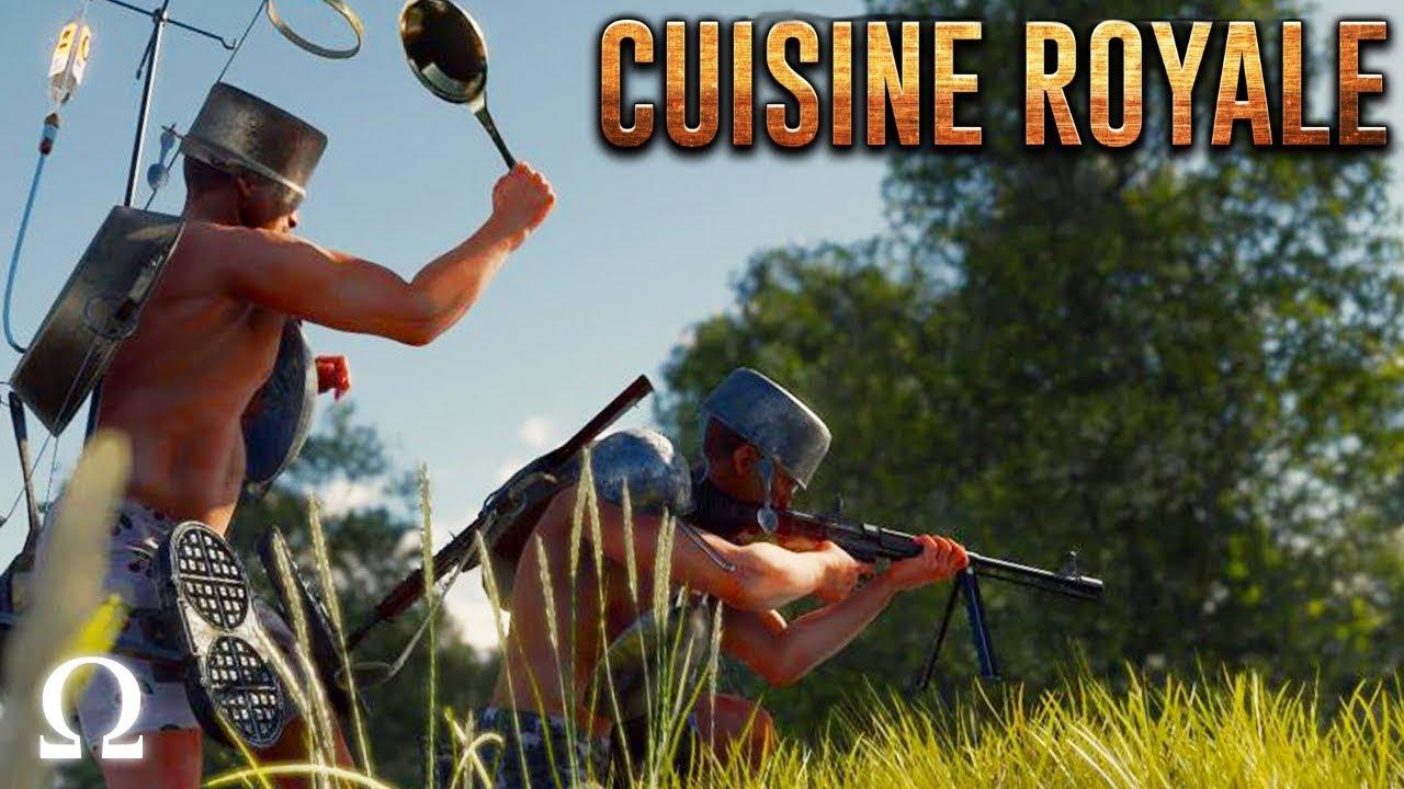 He flew into outer space cuisine royale battle royale duos ft squirrel youtube - Une royale en cuisine ...