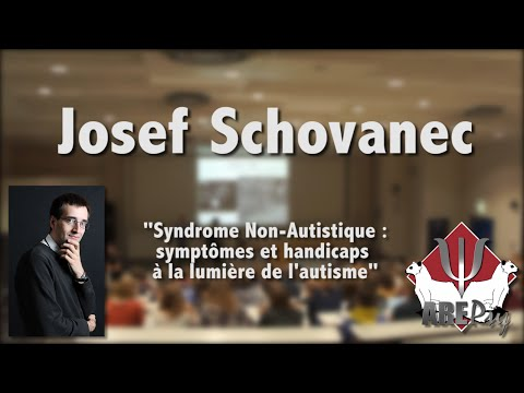 Conférence Josef Schovanec - 02/02/2016 - Rennes 2