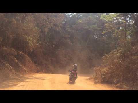 Roadworks Mamfé - Douala