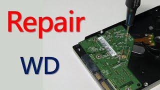 WD hard drive  WD5000AVVS   PCB board 2060 701640 002 repair and data recovery