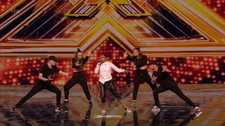 The X Factor UK 2018 Dee Lush Auditions Full Clip S15E06