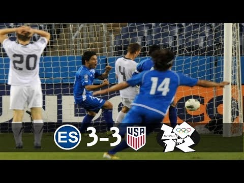 El Salvador [3] vs USA [3] FULL GAME [Radio+4] : OGQLondres2012 : 3.26.2012