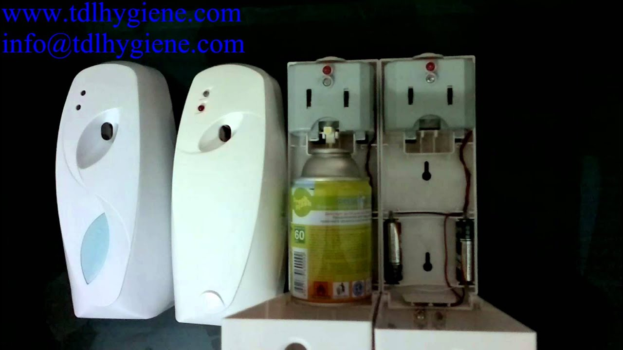 Automatic air freshener doovi - Automatic bathroom air freshener ...