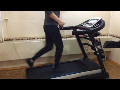 Как работает и как пользоваться беговой дорожкой YB 600 AS