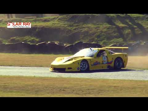 V8 Super Cars, East London Grand Prix Circuit, S1E1