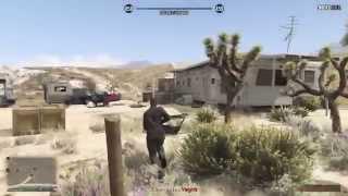 GTA Online - Mission - Grande razzia 3 (Rockstar) - TGSofficiel & NodroX