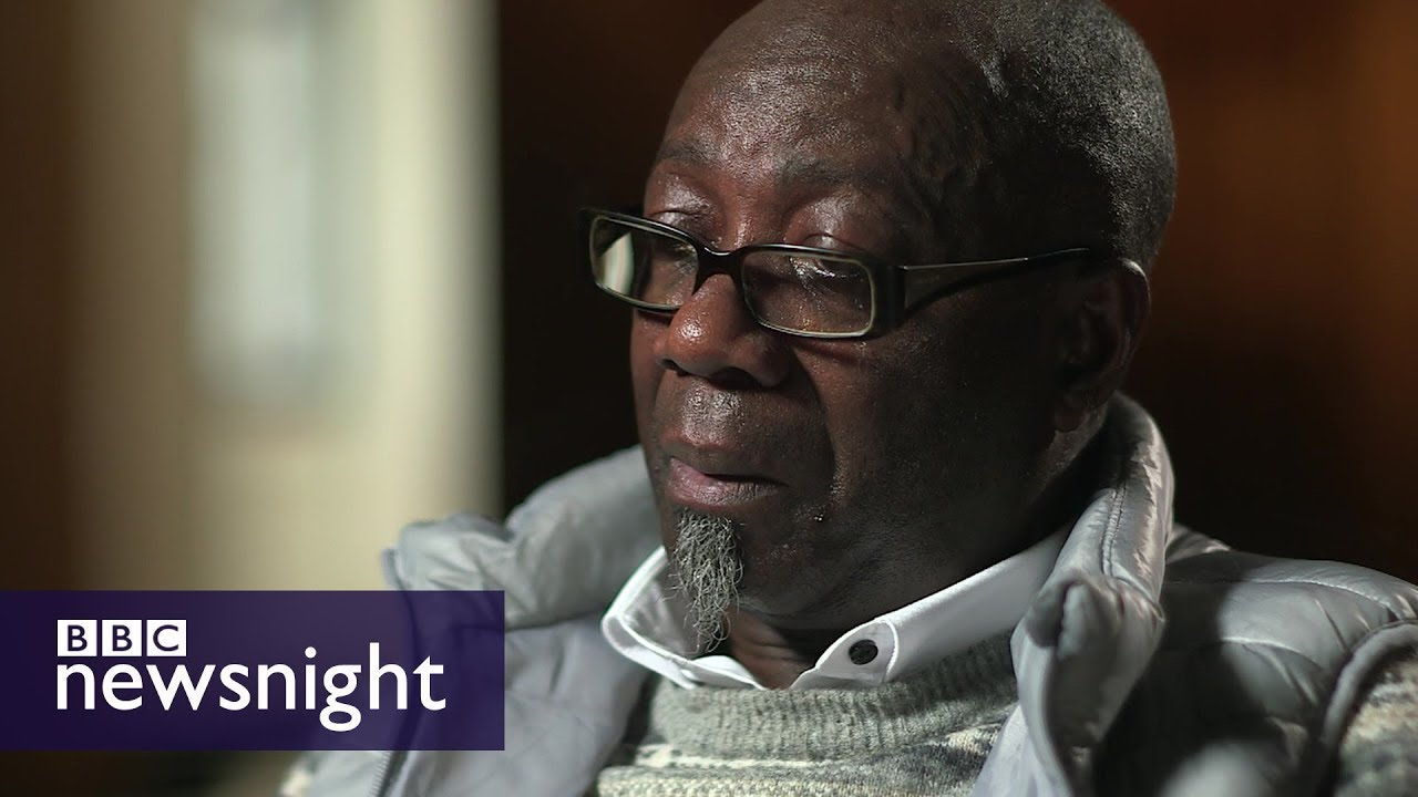 Windrush: 'I missed my mum's funeral' - BBC Newsnight