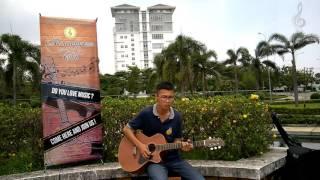 Chưa Bao Giờ (Trung Quân Idol) - Acoustic Cover - KHTN Acousphys Club