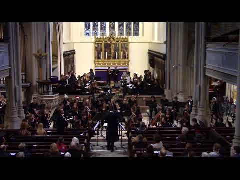 Beethoven Symphony No.9 - Final Movement | UoB ChaOS Orchestra and Choir