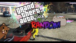 "GTA V ONLINE RANDOM | ""CERO DRAMAS,SIEMPRE SMILE"" | PS4 - C/Anthony"