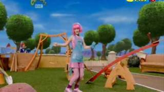 LazyTown - Playing on the Playground (Full)