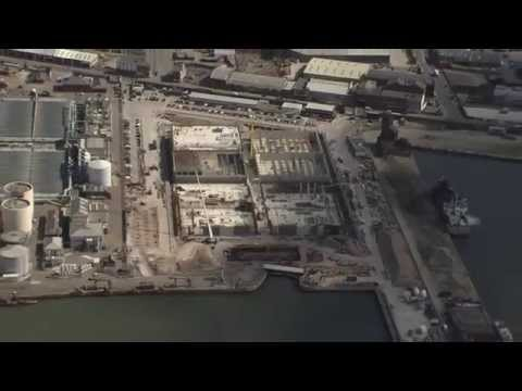 Liverpool wastewater project