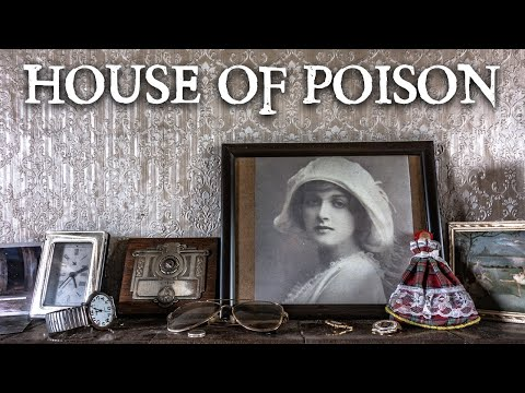 We Discovered An UNTOUCHED Abandoned House In England | Found Deadly Bottle Of Poison