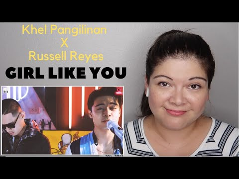 Maroon 5 - Girls Like You (Khel Pangilinan x Russell Reyes) [REACTION]