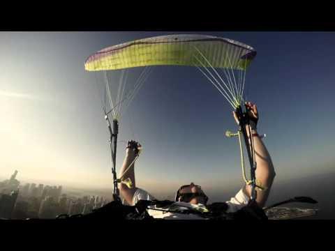 World Air Games 2015 - Acro paragliding