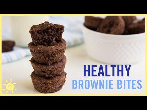 EAT   Brownie Bites (with a Secret, Healthy Ingredient)