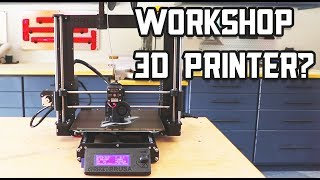 3D Printing for your Shop // Prusa mk3 Review