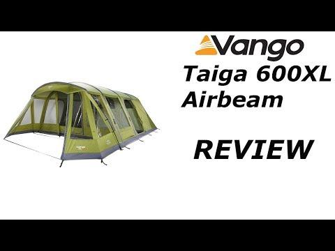 Vango Taiga 600 XL