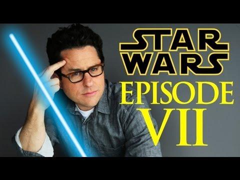 JJ Abrams Directing Star Wars Episode VII!