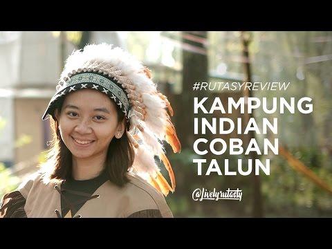 Kampung Indian Coban Talun | #rutastyreview | 12 March 2017 | @livelyrutasty